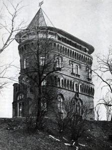 Владимир. Водонапорная башня на Козловом валу. Вторая половина XIX в