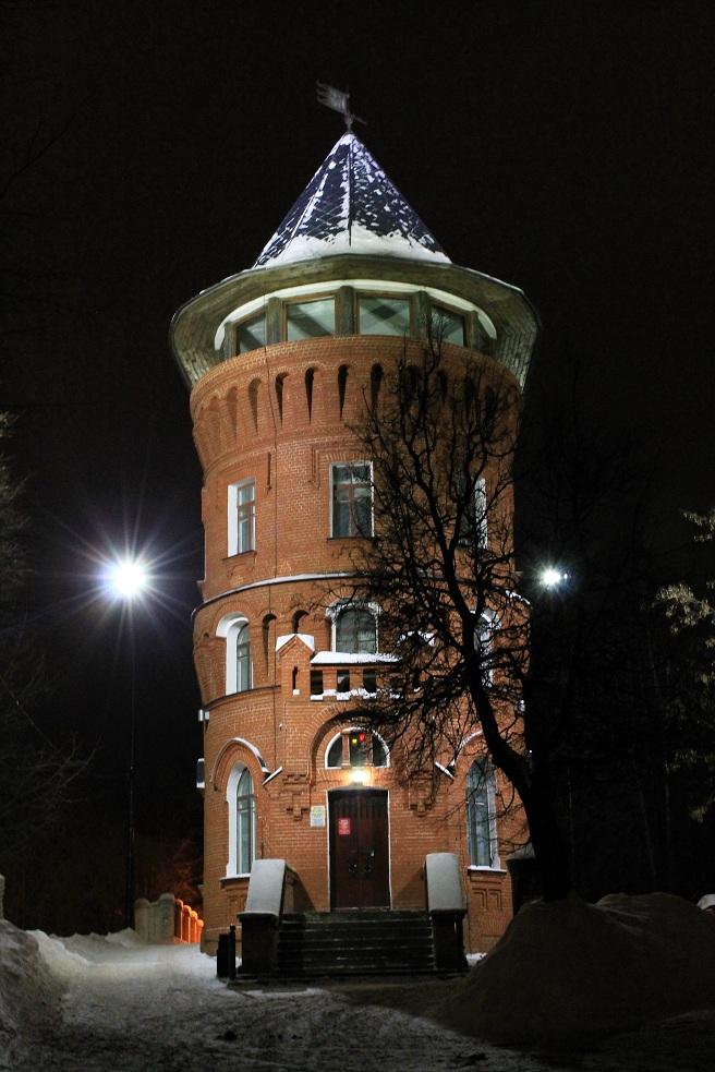 Водонапорная Башня во Владимире