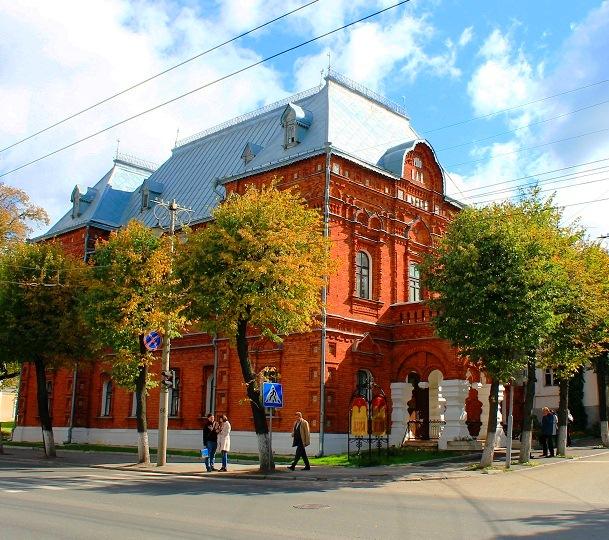 Городской музей во Владимире