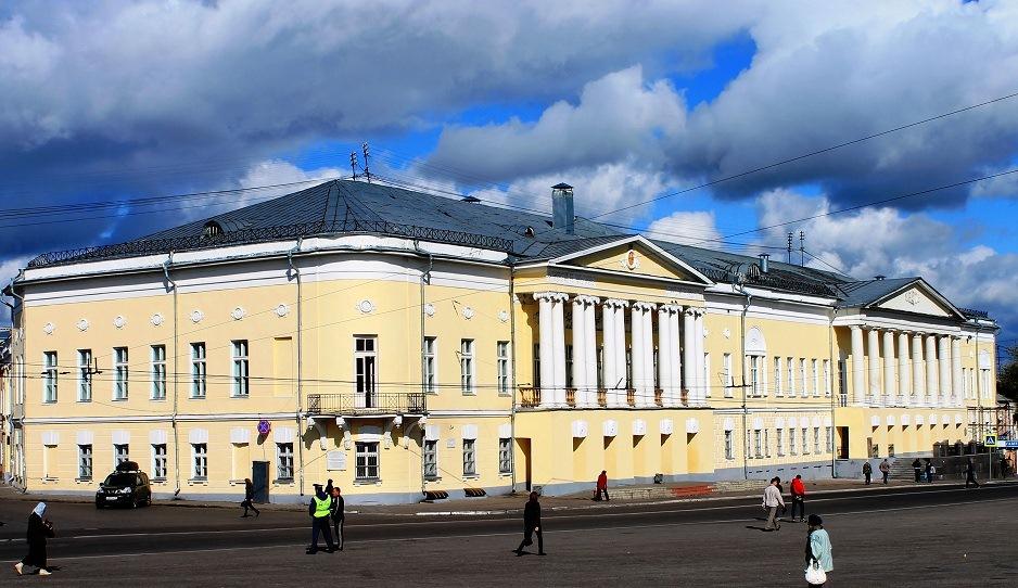 Дворянское собрание во Владимире