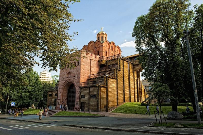 Золотые ворота Киева. Автор - Аркадий (FF70)