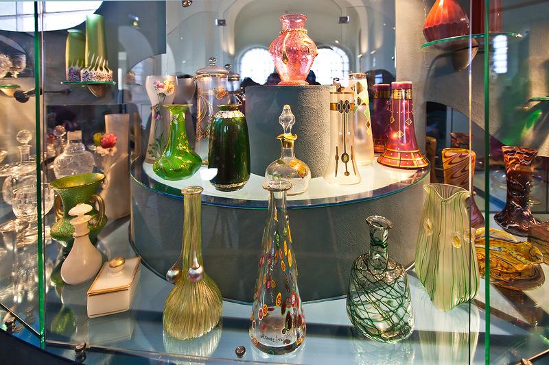 Выставка Хрусталя и Стекла во Владимире