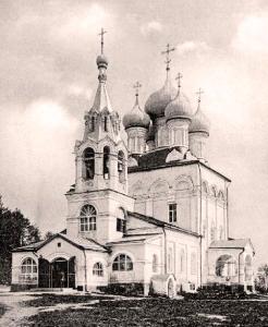 Богородицкая церковь в семинарии