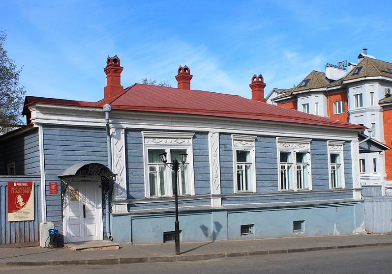 Дом-музей Столетовых. Ул. Столетовых 3