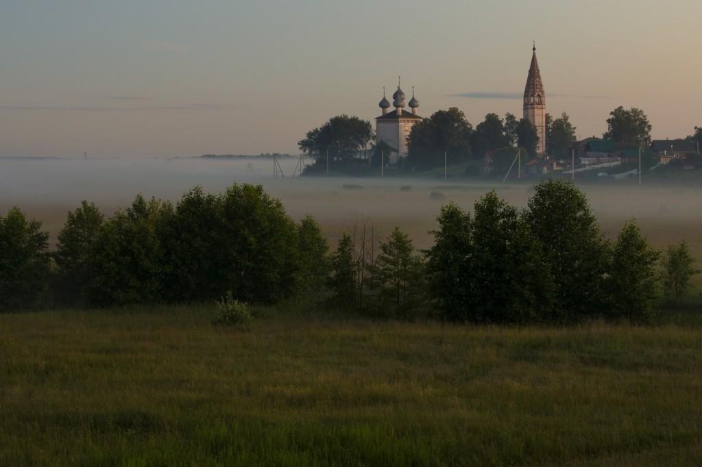 Большие Всегодичи, Ковровский район, Владимирской области