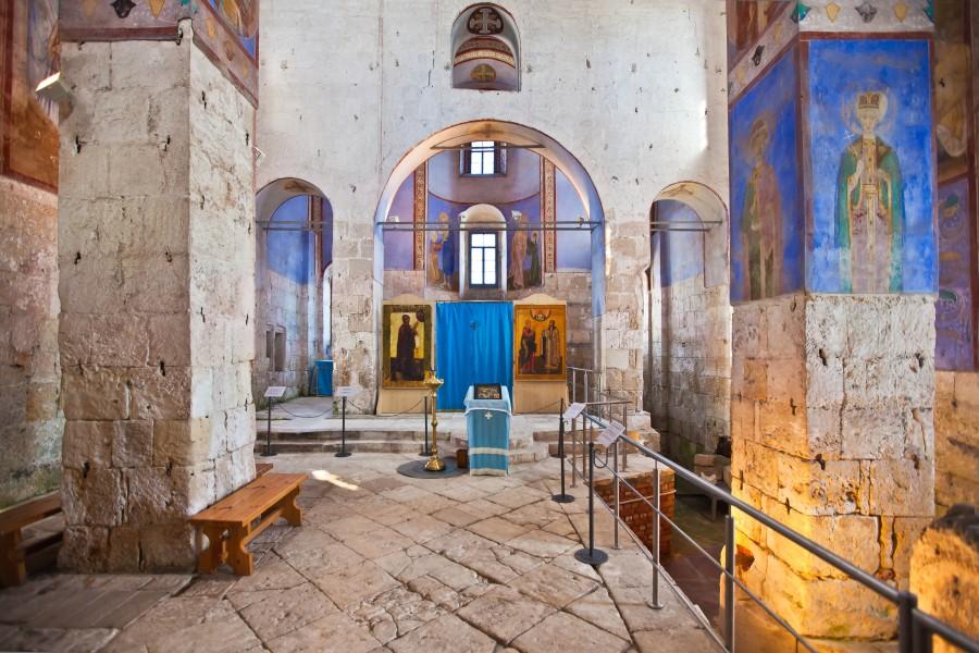 Свято-Боголюбский монастырь. Фотограф - Владимир д'Ар 05