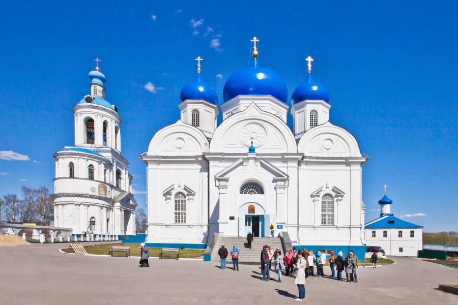 Свято-Боголюбский монастырь. Фотограф - Владимир д'Ар
