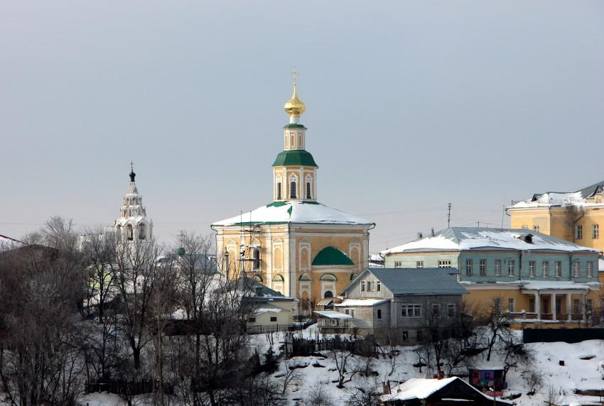 Церковь Георгия Победоносца. Дмитрий Лоптев