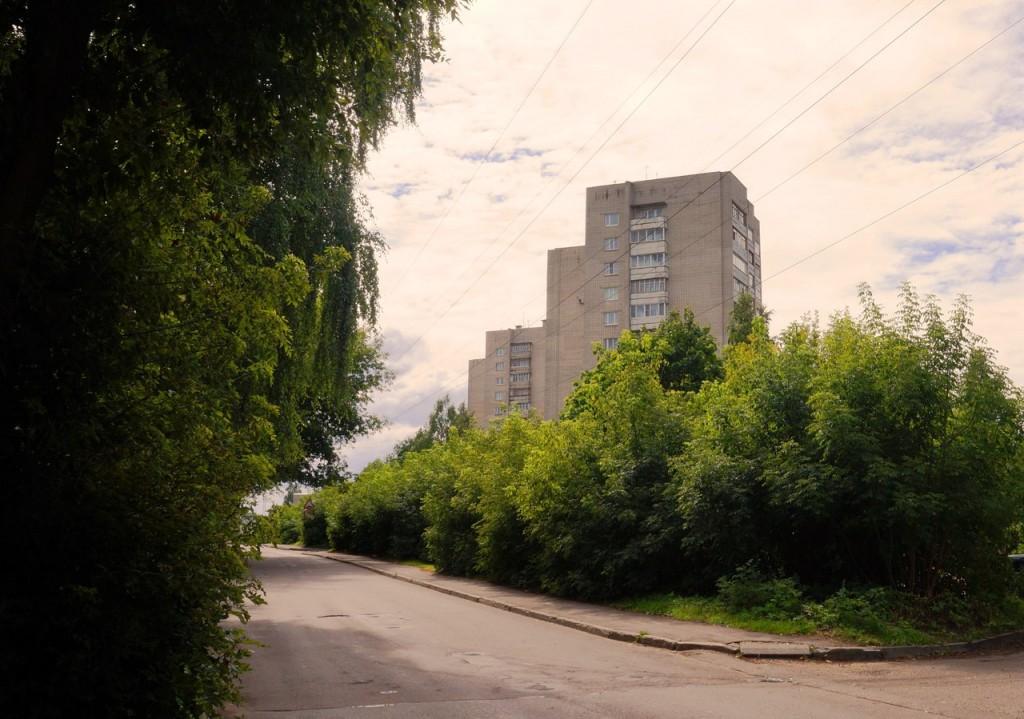 Улица Завадского во Владимире 01