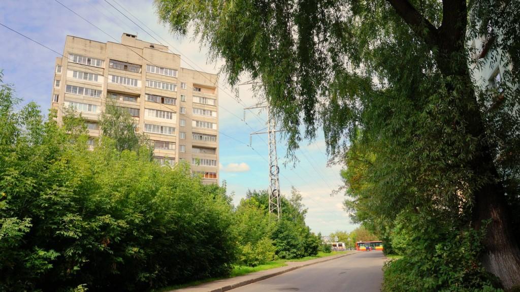 Улица Завадского во Владимире 02