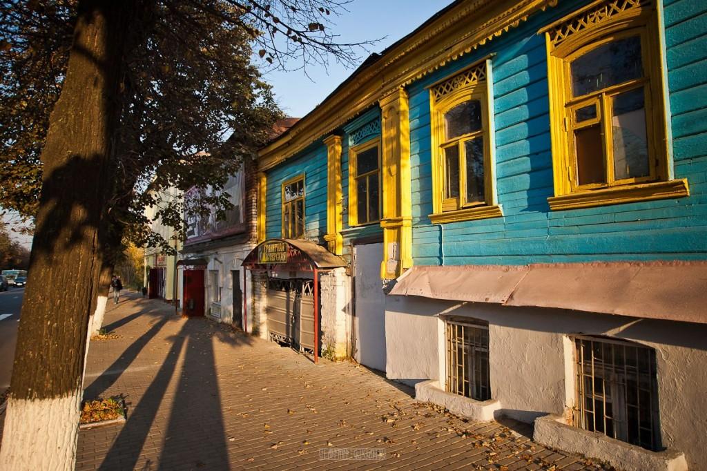 Улица Ильинская-Покатая во Владимире 07