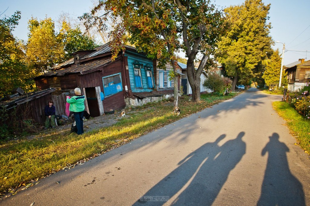 Улица Ильинская-Покатая во Владимире 08