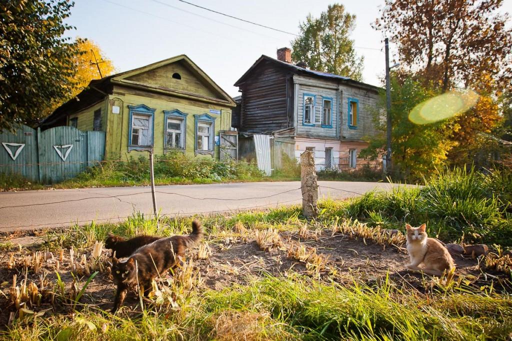 Улица Ильинская-Покатая во Владимире 09
